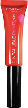 L'Oreal Infallible Lip Paints - Orange Envy