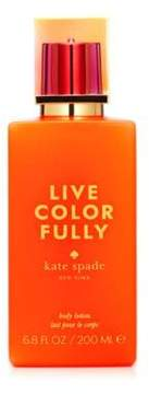 Kate Spade New York Live Colorfully Body Lotion 6.8oz