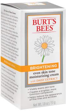 Burt's Bees Brightening Even-Tone Moisturizing Cream