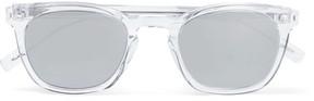 Saint Laurent Square-Frame Acetate Mirrored Sunglasses