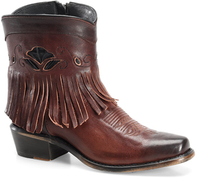 Sonora Red Oak Frankie Leather Ankle Boot