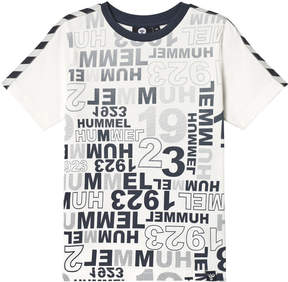 Hummel Marshmallow Josiah T-Shirt