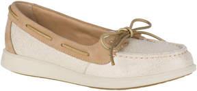 Sperry Oasis Loft Metallic Boat Shoe