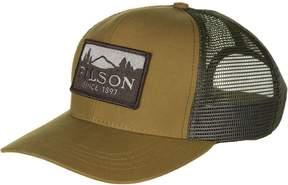 Filson Logger Mesh Logo Cap
