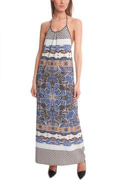 Clover Canyon Agra Scarf Maxi Dress