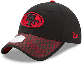 New Era Women's San Francisco 49ers Sideline 9TWENTY Cap