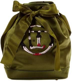 Olympia Le-Tan Olympia Le Tan Khaki Cloth Handbag