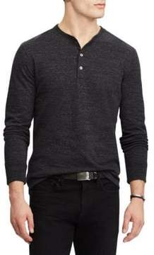 Polo Ralph Lauren Cotton Henley Shirt