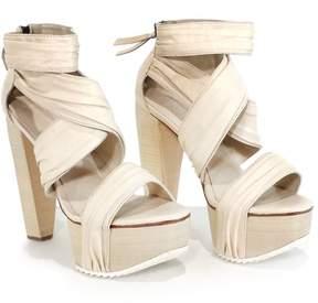 Joe's Jeans Nude Diva 2 Platform Sandal