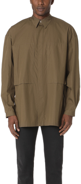E. Tautz Deep Pocket Long Sleeve Shirt