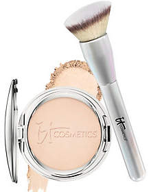 It Cosmetics Celebration Foundation SPF 50 with Brush