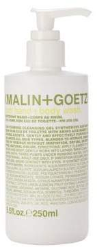 Malin+Goetz Malin + Goetz Rum Hand & Body Wash Pump/8.5 oz.