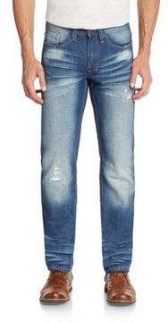 Buffalo David Bitton Six Slim-Straight Jeans