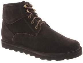 BearPaw Chocolate Rueben II Suede Boot - Men