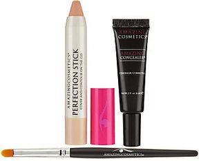 AmazingCosmetics Amazing Cosmetics 3-pc Concealer Wardrobing System