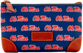 NCAA Ole Miss Cosmetic Case