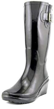 Giani Bernini Alley Women Round Toe Synthetic Rain Boot.