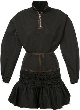 Ellery Tennessee Rouche dress