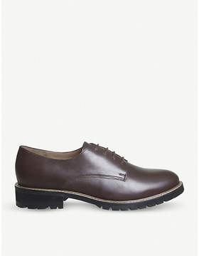 Office Kennedy chunky leather Derby shoes