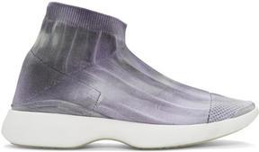 Acne Studios SSENSE Exclusive Grey Batilda Sneakers