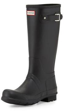 Hunter Men's Original Tall Wellington Boot, Black