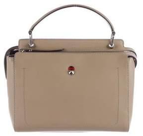 Fendi Leather Dotcom Bag