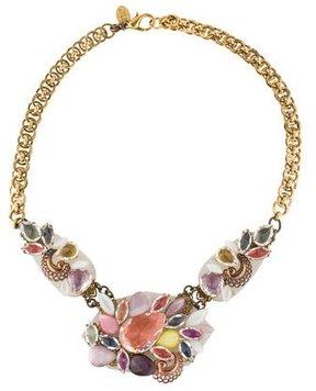 Erickson Beamon Embellished Collar Necklace