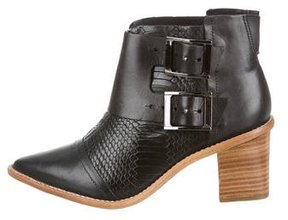Tibi Carson Ankle Boots w/ Tags