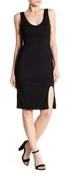 Alexia Admor Slit Front Dress