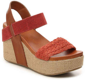 Mia Women's Lenny Wedge Sandal