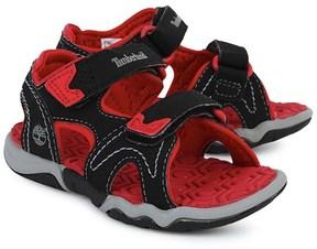 Timberland Black Velcro Sandals