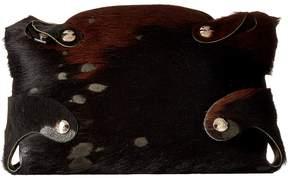 Vivienne Westwood Flintstone Clutch Clutch Handbags