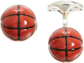 Deakin & Francis Men's Basketball Cufflinks