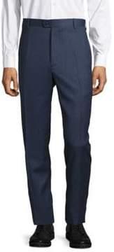 Zanella Wool Buttoned Pants