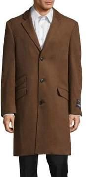 Hart Schaffner Marx Vicuna Shelby Coat