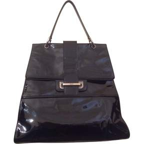 Pollini Patent leather handbag