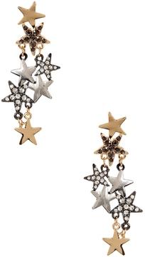 Amrita Singh Women's Celestial Starburst Crystal Earrings