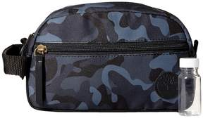 Timberland Camo Travel Kit Wallet