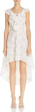 Aqua High/Low Lace Dress - 100% Exclusive
