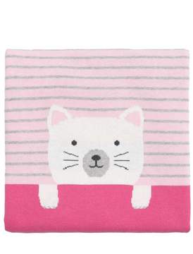A Pea in the Pod Elegant Baby Kitty Blanket