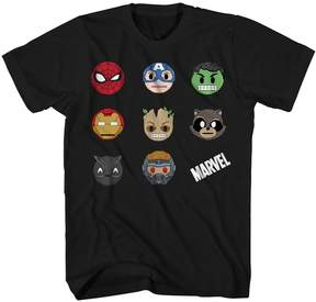 Marvel Boys 8-20 Superheroes Tee