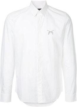 Roar gun print shirt