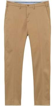 Gant Men's Brown Cotton Pants.