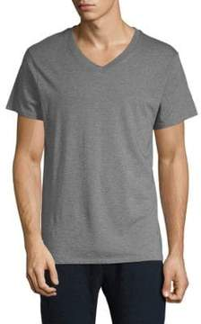 Alternative Perfect V-Neck Cotton Tee