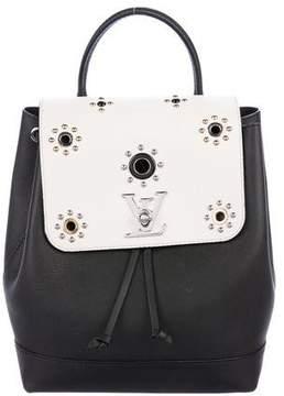 Louis Vuitton 2017 Mechanical Flowers Lockme Backpack