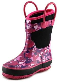 Western Chief Heart Camo Neoprene Round Toe Synthetic Rain Boot.