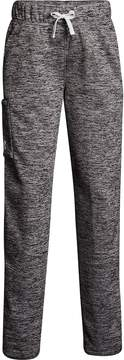 Under Armour Girls 7-16 Fleece-Lined Pants