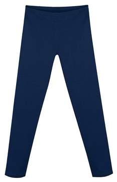 Hanes Girls' Cotton Stretch Leggings K411