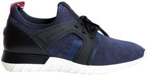 Moncler Sneakers Suede Emilien