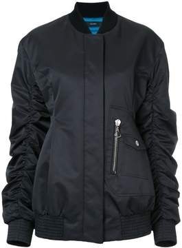 Ellery Cars and Races bomber jacket
